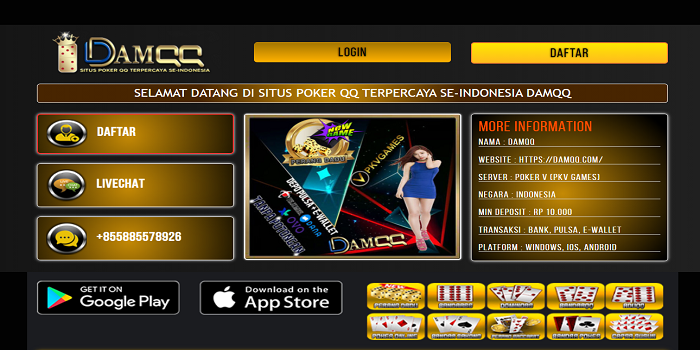 How To Play Casino Poker and Bandarq In 5 Points