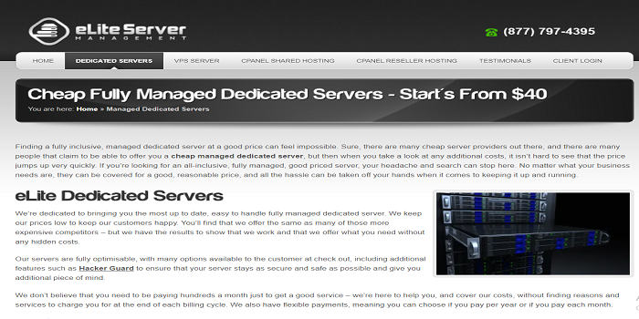 Advantages of managed cloud hosting